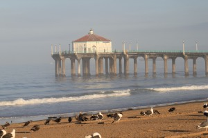 Manhattan Beach Pier, Manhattan Beach California