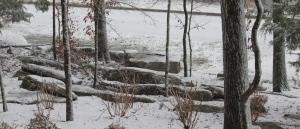 Our first Alabama snowfall