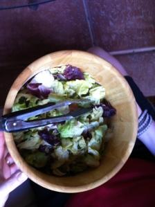 frozen lettuce greens anyone?