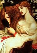 Titian Red a la Tiziano