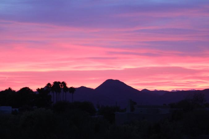 Carefree Sunset