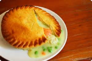Yikes!  34 grams of fat in this pot pie.