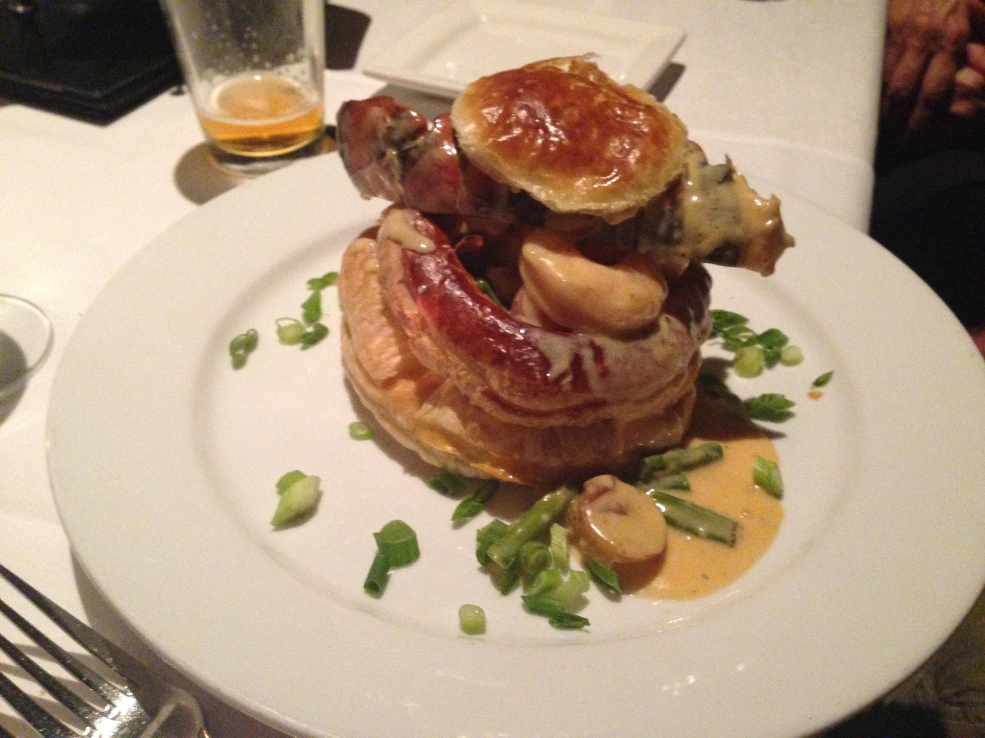 Too pretty to eat!