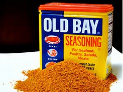 Great for seafood....and fluid retention