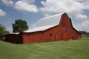 Alabama Barn