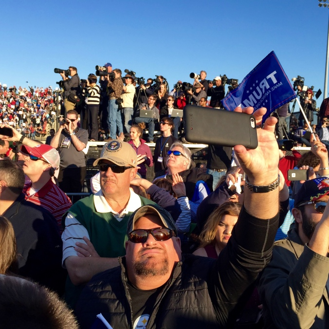 Trump Rally Huntsville
