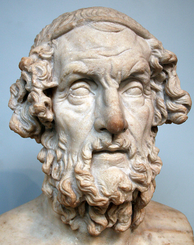 Homer, the Greek Poet