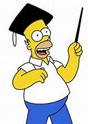 Scholarly Homer Simpson