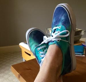 Vans-My hipster-cool Skater Shoes