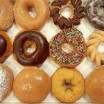The sting of voting this year may be easier with a Krispy Kreme....